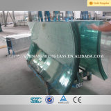 10mm Hot Curved Glass Tempered Glass