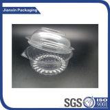 Imballaggio rotondo di plastica libero della ciotola