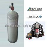 cilindri spostati carbonio di 4500psi Scba