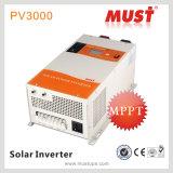Nouvel inverseur solaire DC48V de basse fréquence de Hybrd 6000W de modèle