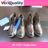 De Dienst van de Inspectie van de Kwaliteitsbeheersing Van de Schoenen van het Leer van Dustin in Wenzhou, Zhejiang
