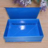 마분지 선물 상자 주문을 받아서 만들어진 크기 및 색깔을%s 가진 장식용 상자 전시 상자