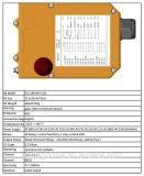 Station de commande de grue de bouton poussoir de 18 glissières
