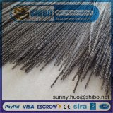 Alambre de tungsteno del filamento del tungsteno de la alta calidad de la pureza elevada de la exportación