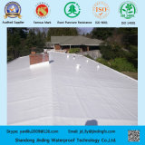 Membrane imperméable à l'eau renforcée de PVC d'UV-Résistance pour le toit exposé