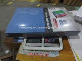 230GSM papel grabado talla azul del color A4