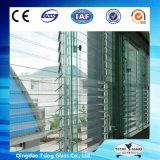 4-6m m claros/templaron/lumbrera obscurecida/reflexiva/teñida de cristal para la ventana