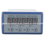 Pesando Indicator para Industrial Application (GM8802-E)