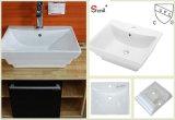 새로운 Cupc 직사각형 목욕탕 싱크대 세라믹 세면기 (SN139-053)