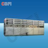Dell'impianto economizzatore d'energia del cubo di ghiaccio