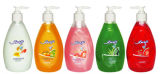 Sabão líquido novo de lavagem da mão do sabor natural