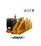 Ini 150 Ton Power Marine Electronic Hydraulic Winch
