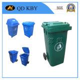 Coffre de rebut en plastique extérieur de coffre d'ordures de 240 litres