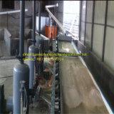 Tailings обрабатывая давление фильтра пояса вакуума