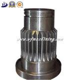 Pezzi meccanici uniti lavoranti non standard del cardano dell'asta cilindrica di azionamento per macchinario