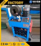 Máquina de fabricação de produtos de borracha Uesd Máquina de engate de mangueira hidráulica portátil