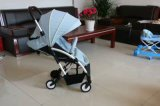 Горячая прогулочная коляска младенца алюминиевого сплава сбывания 2016 портативная облегченная