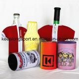 Refroidisseur personnalisé de bouteille du néoprène d'impression de Silk-Screen
