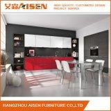 中国の工場供給の既製モジュラー食器棚デザイン
