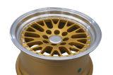 Goud of Silver Machine Lip BBS Alloy Wheel (LW215)