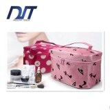 韓国様式旅行防水携帯用に装飾的な袋の大きい容量の折ること
