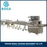 Máquina de embalagem de fluxo automático de alta velocidade para equipamento de embalagem de cogumelos