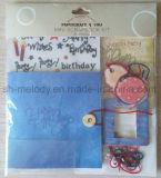 "mini kit único del libro de recuerdos 4 "" X4 """