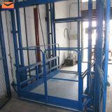 China-Lieferanten-hydraulischer Ladung-Aufzug für Verkauf