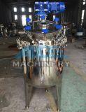 Réservoir de mélange planétaire revêtu électrique de préparation de réservoir d'acier inoxydable (ACE-JBG-U3)