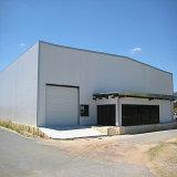 Construcción llave en mano de acero para almacenamiento / Shed Building