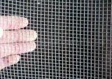 직류 전기를 통한 사각 길쌈 철망사