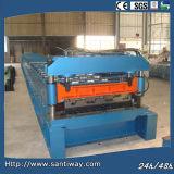 Machine de formage de rouleaux de plancher automatique
