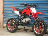 Corpo em Aço 49cc 2 tempos Crianças Tamanho Mini Dirt Bike, 49cc pit bikes (ET-DB012)