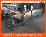 Vegetable шайба Tsxq-60 пузыря моющего машинаы плодоовощ