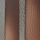 Couro de couro do PVC do couro do coxim da esteira do couro do carro do PVC da certificação Z012 do ouro do GV