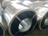 Hoja de acero de la bobina/placa/tira cubiertas cinc de acero galvanizadas