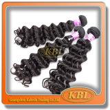 O cabelo humano brasileiro de Kbl melhor olha o brilho