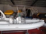 Barco inflable de la costilla, barco de motor del deporte, barco de pesca Rib580b con CE Cert.