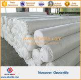Polypropylene não tecido Geogtextile da fibra de Stape para a engenharia civil