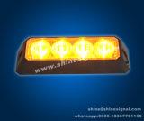 Permenent ha montato l'indicatore luminoso di indicatore esterno dell'ambulanza LED della griglia