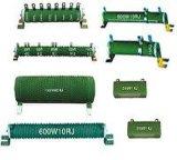 Résistance bobinée de tube en céramique de la haute énergie Rx26 avec des résistances de support/chargement