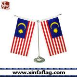 휴대용 손 깃발 또는 주문을 받아서 만들어진 손 물결치는 깃발