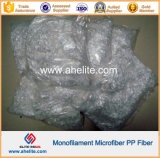 Concrete Reinforcement 6mm를 위한 폴리프로필렌 PP Monofilament Fiber 12mm 18mm