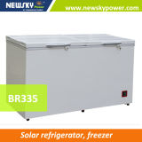 Il congelatore solare della cassa di CC 12V con la maniglia chiude il congelatore a chiave 12V