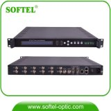 Multiplexor del MPEG 2 rf dell'input di CATV 2 Asi