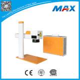 Máquina máxima da cópia do laser da fibra da elevada precisão 20W no metal Mps-20