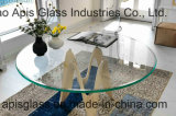 6mm 8mm 10mm 12mm 1300 * 800mm Hotel / Furniture Tempered Glass