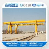 10 Tonnen-einzelner Träger-freitragender Hebevorrichtung-Portalkran-Preis