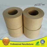 De bruine Ponsband van Kraftpapier van de Verpakking van het Karton
