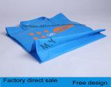 지퍼, 다채로운 인쇄를 가진 큰 크기를 가진 주문을 받아서 만들어진 비 길쌈된 핸드백